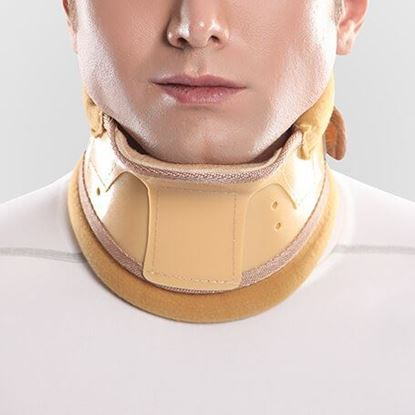 تصویر Hard Cervical Collar   With Chin Support