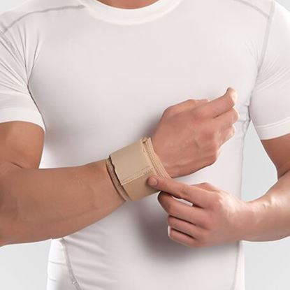 تصویر Neoprene Wrist Support With Strap
