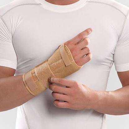 تصویر Wrist Splint With Hard Bar