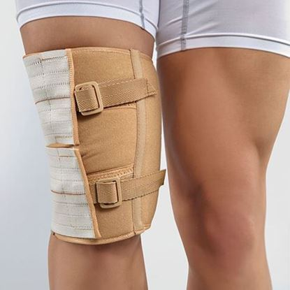 تصویر Adjustable Knee  Support Closed Patella