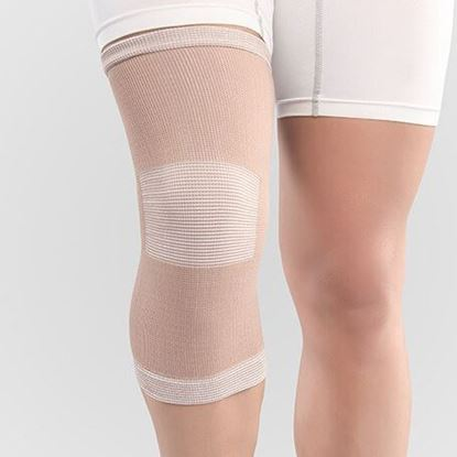 تصویر Jacquard Elastic  Knee Support