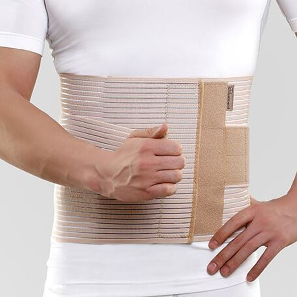 تصویر Adjustable Abdominal Support Elastic