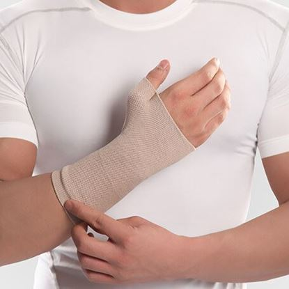 تصویر Elastic Wrist And Thumb  Support